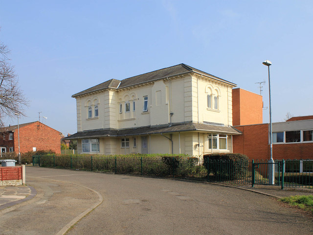 Linden Court sheltered housing