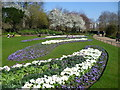 TQ2879 : In The Rose Garden, Hyde Park by Ian Yarham