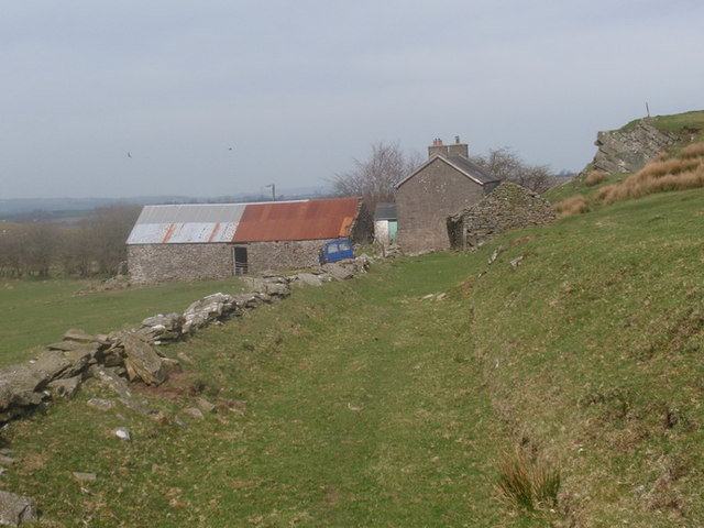 Ffarm Hafod Gruffydd Farm