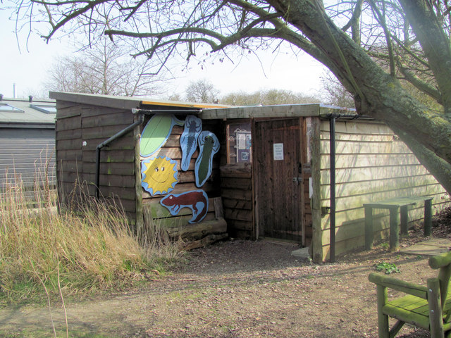 The Wetland Education Centre, College Lake, near Tring