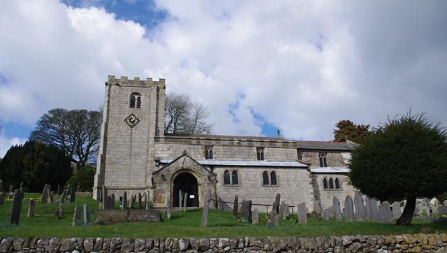 St James' Church, Brassington