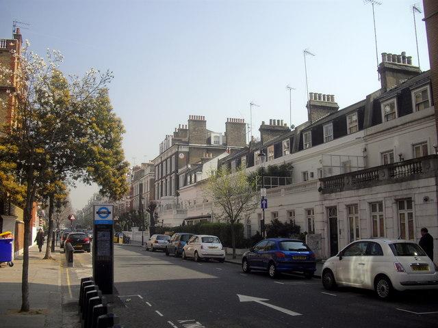 Bolton Gardens, Earl's Court