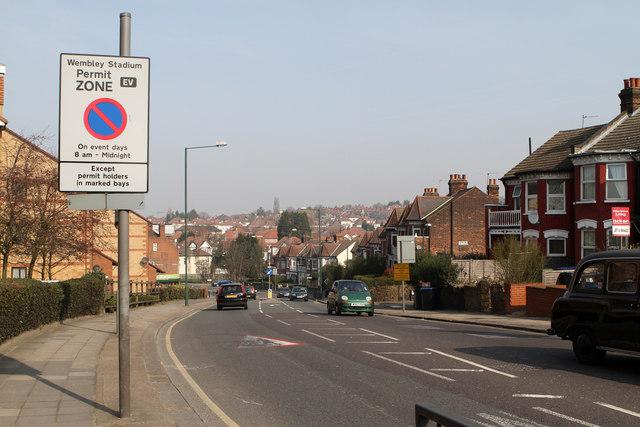 Dudden Hill Lane