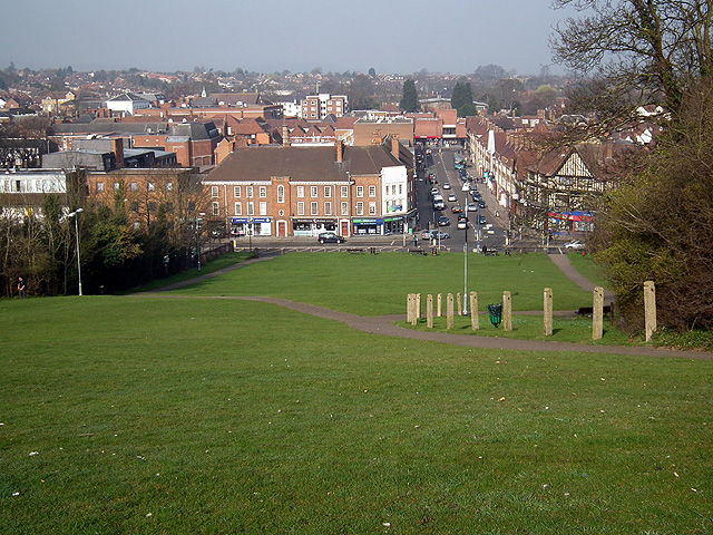 On Windmill Hill, Hitchin