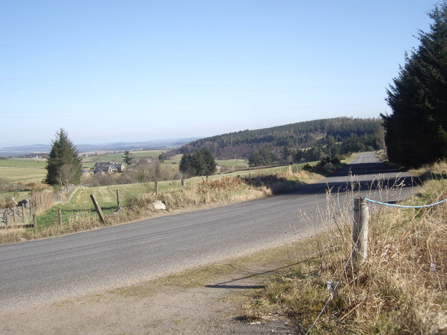 View towards South Bandodle