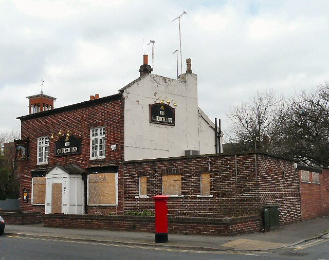 Church Inn, Ardwick Green