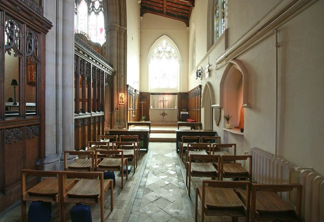 St John the Baptist, Epping - South chapel