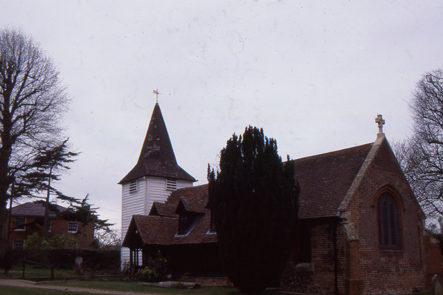 Church of St Andrew, Greensted-juxta-Ongar