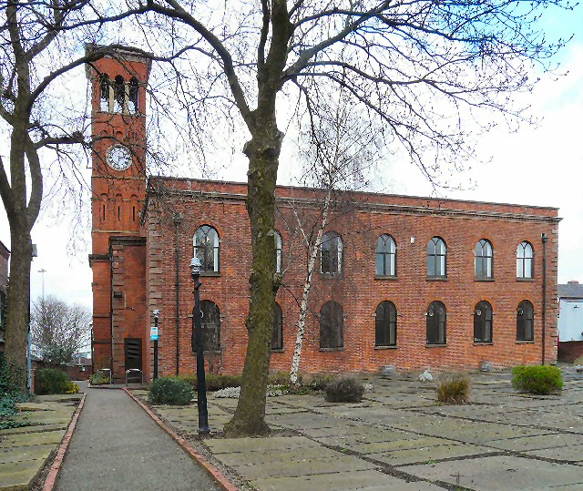 St Thomas Centre, Ardwick Green