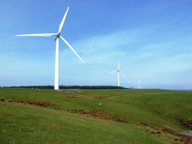 Hadyard Hill Wind Farm