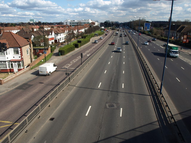 A40 at Perivale