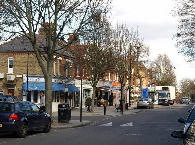 Pitshanger Lane
