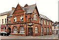 C8532 : The &quot;Chronicle&quot; office, Coleraine by Albert Bridge