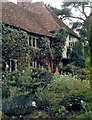 TQ8354 : Eyhorne Manor by Jo Turner