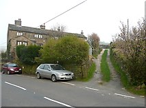 SE0021 : Moorland Cottages, Blackstone Edge Road by Humphrey Bolton