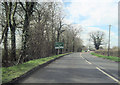 SP7410 : A418 west at Budnall Farm junction by John Firth