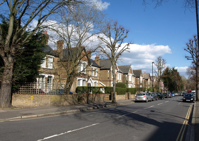 Gordon Road, Ealing