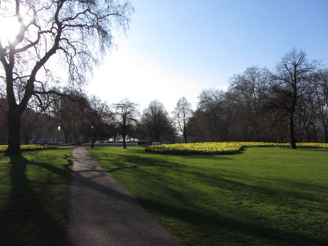 Hyde Park near Mayfair