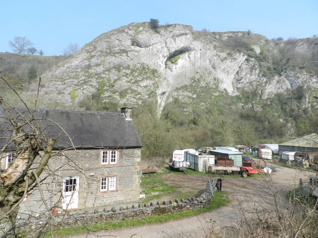Beeston Tor Farm