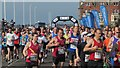 TQ7908 : Hastings Half Marathon 2012 by Oast House Archive