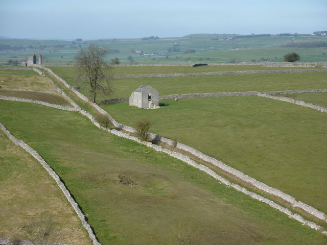 Looking over Kirk Dale