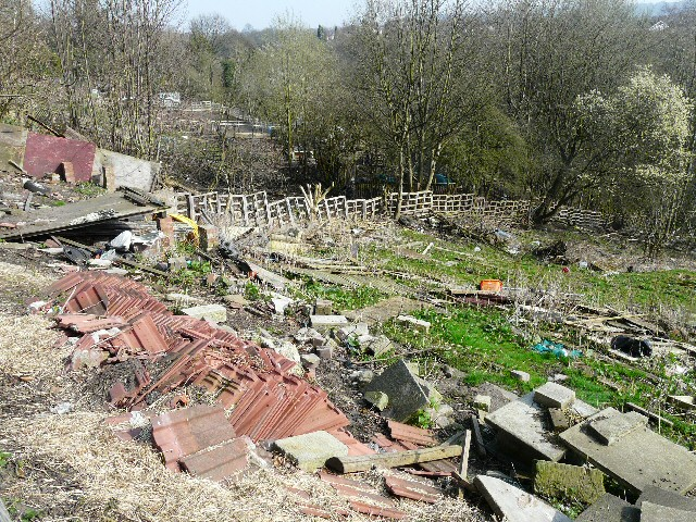 Woodend Allotments