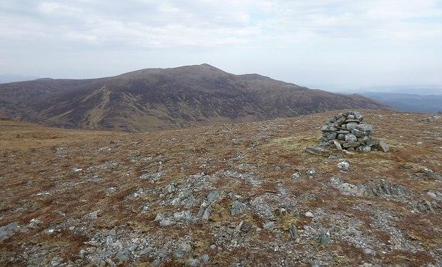 Summit of Càrn Bàn