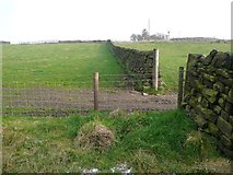 SE0021 : Obstructed right-of-way off New Road by Humphrey Bolton