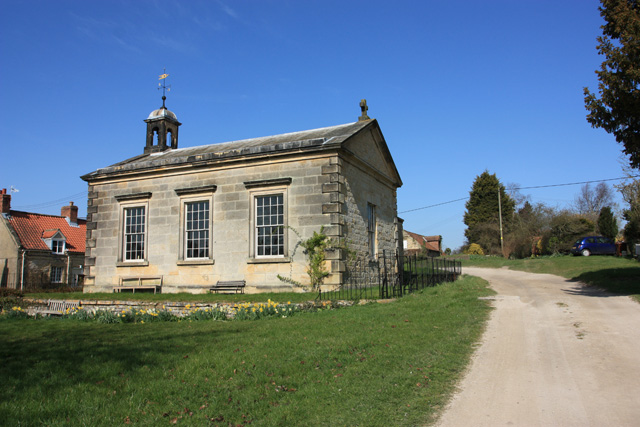 The Chapel, Coneysthorpe