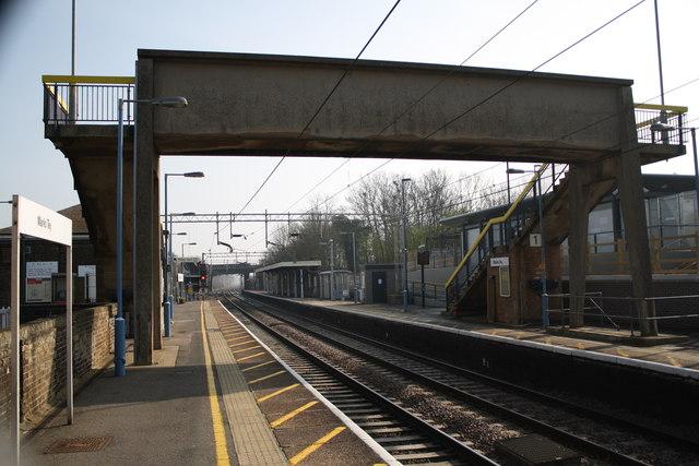 Marks Tey Station