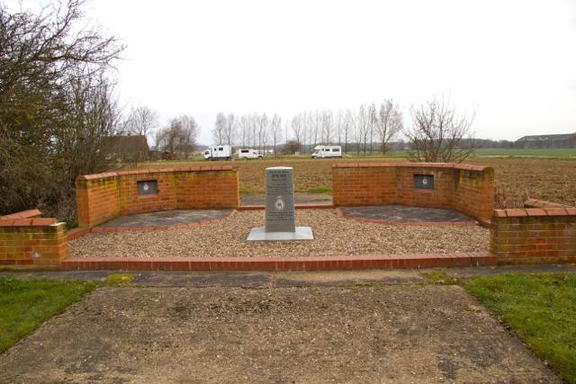 RAF Spilsby memorial
