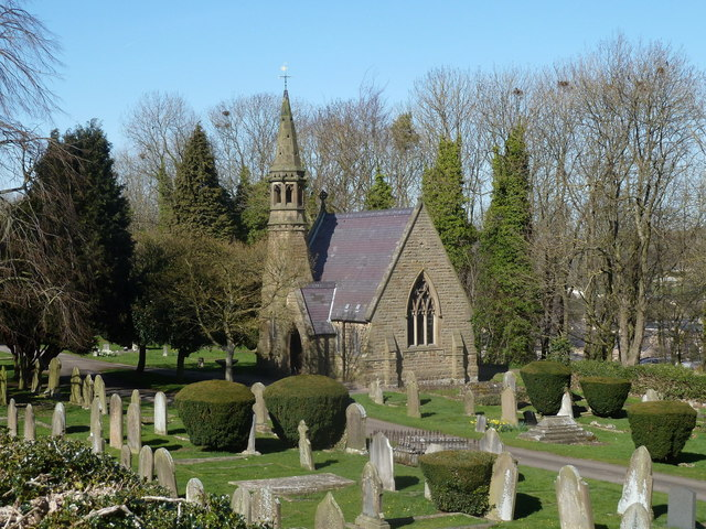 Cemetery and chapel, Bakewell