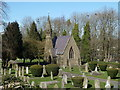 SK2167 : Cemetery and chapel, Bakewell by Andrew Hill
