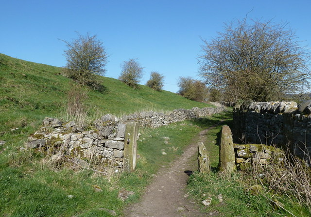 Footpath to Bakewell