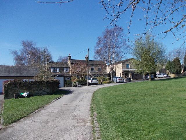 The Poplars - off Village Street