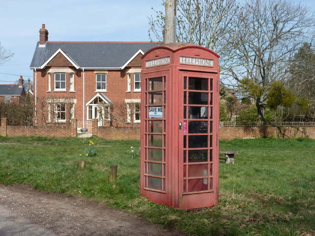 Portmore: the telephone box