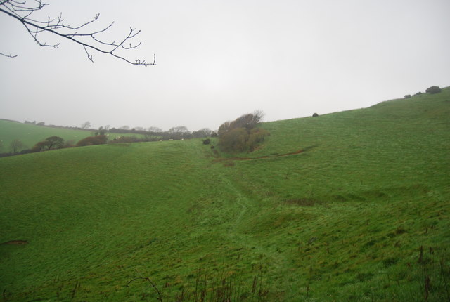 Footpath to Quarry Cross