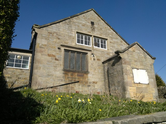 The Old Church Hall, St Swithin's, Holmesfield