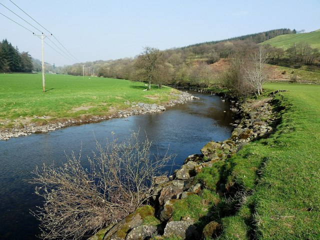 The River Stinchar