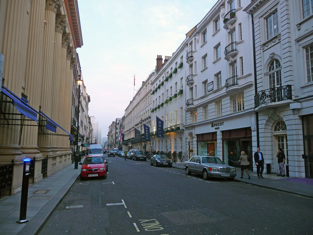 London - Mayfair - Albemarle Street