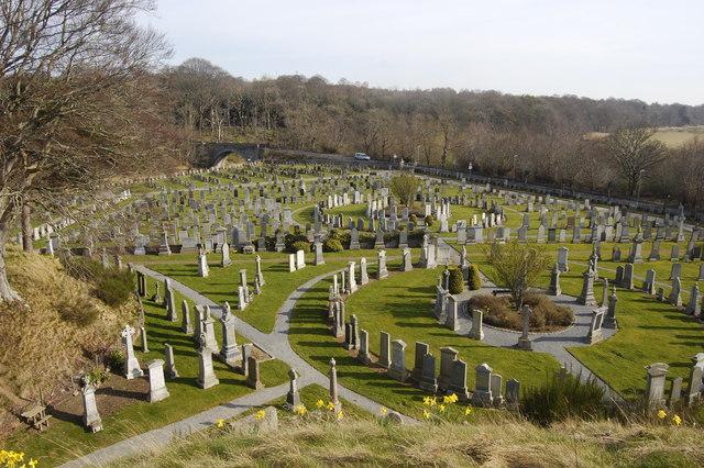 Inverurie churchyard