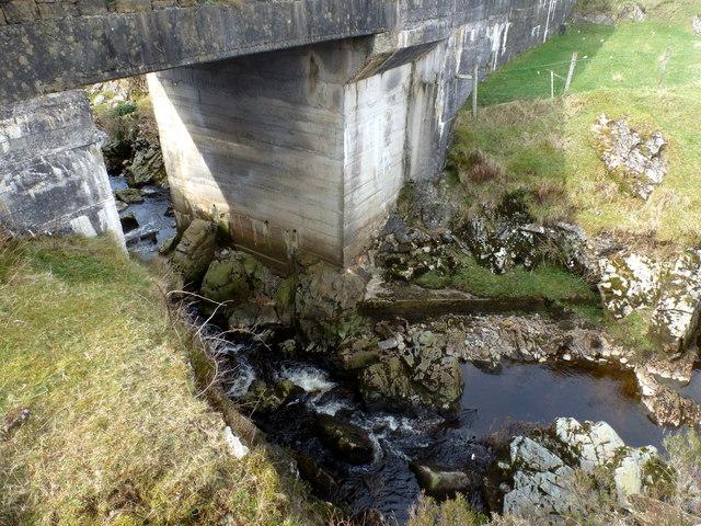 Owenroe River at Tullynaglaggan