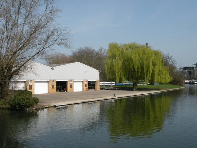 Springtime on the Cam