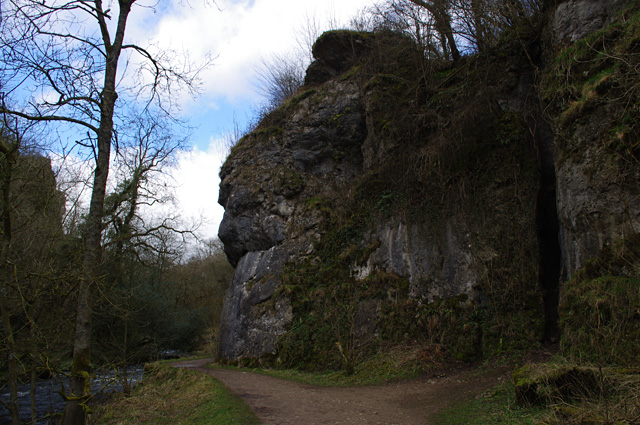 Lionshead Rock, Dove Dale