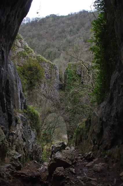 Reynard's Cave, Dove Dale