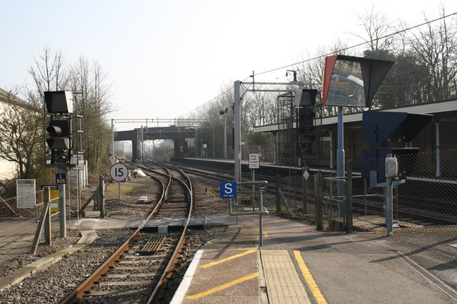 Marks Tey Junction