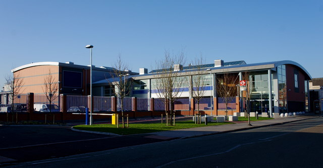 Metropolitan Police Custody Centre, Windmill Road, Croydon