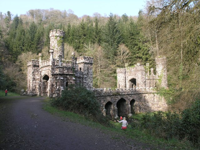 Ballysaggartmore Towers