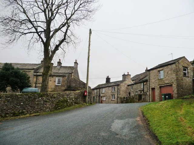 Keld post box