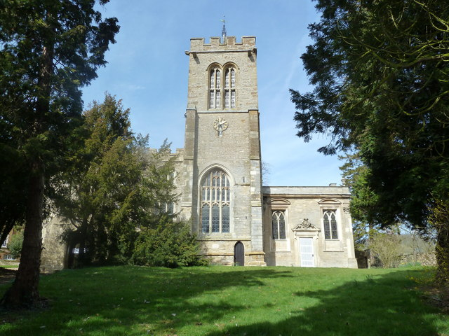 St Laurence Church, Chicheley